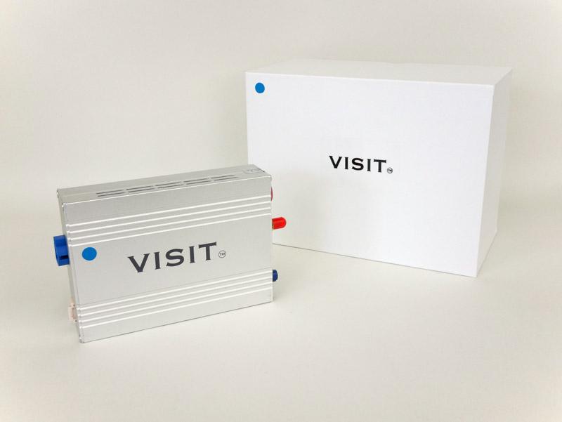VISIT(ビジット)のイメージ